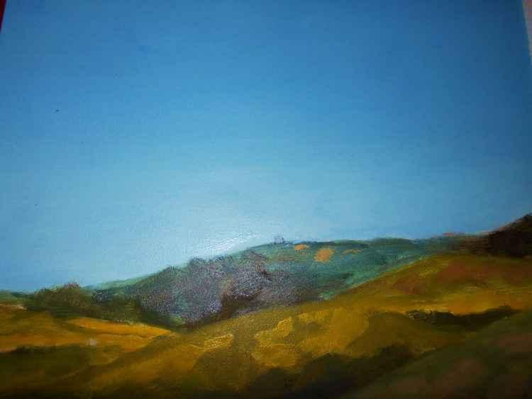 Montara Hills in Spring