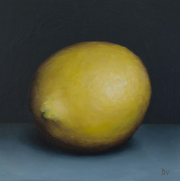 Still life - Lemon scent 1 - Image 0