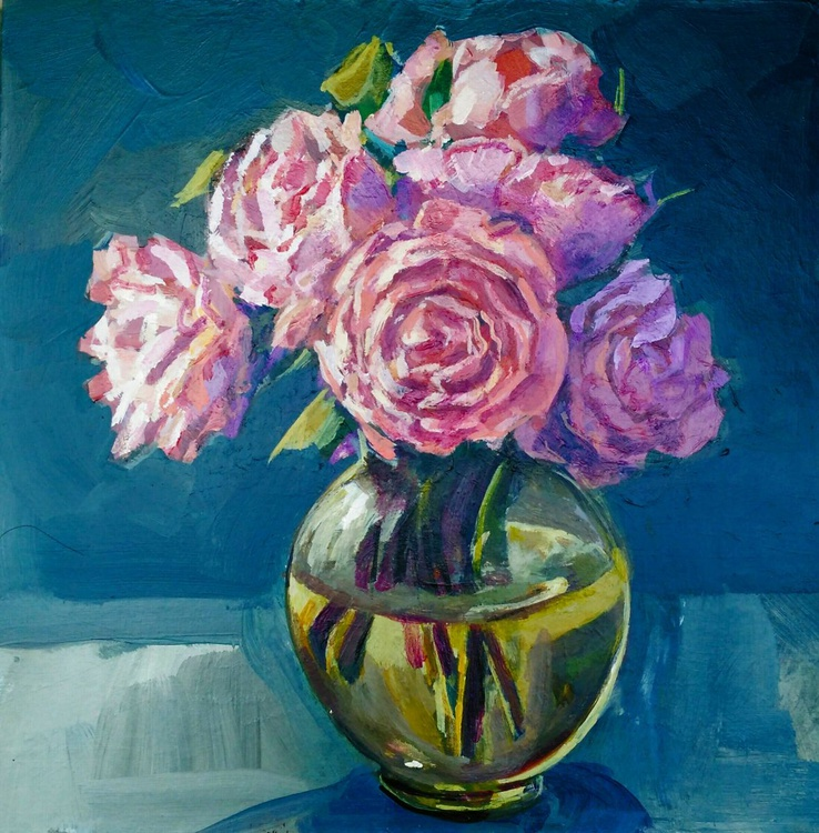 Wild Rose Bouquet - Image 0
