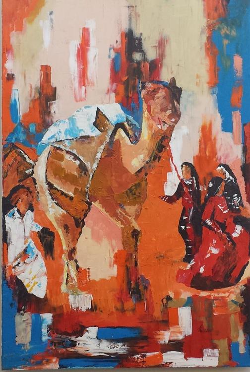 """The Desert"" (Rajasthan) - Image 0"