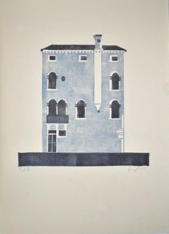 "Venetian House ""White Chimney"" - Image 0"