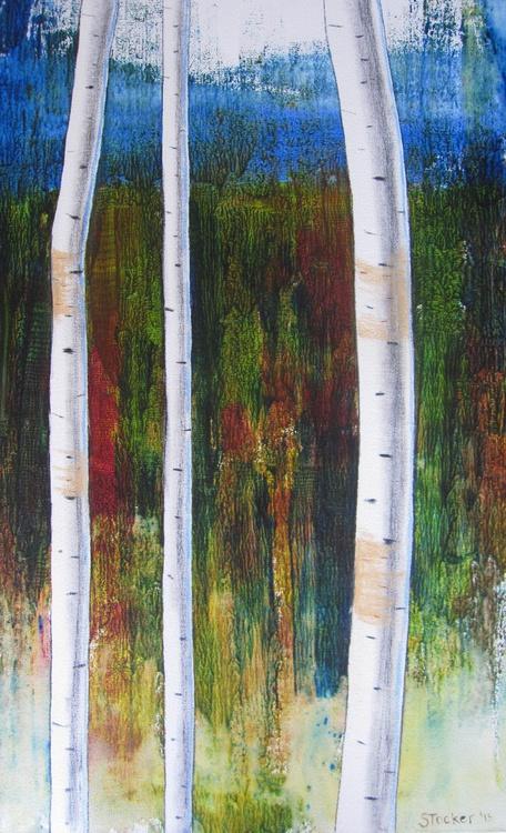 Silver Birch Woodland - Image 0