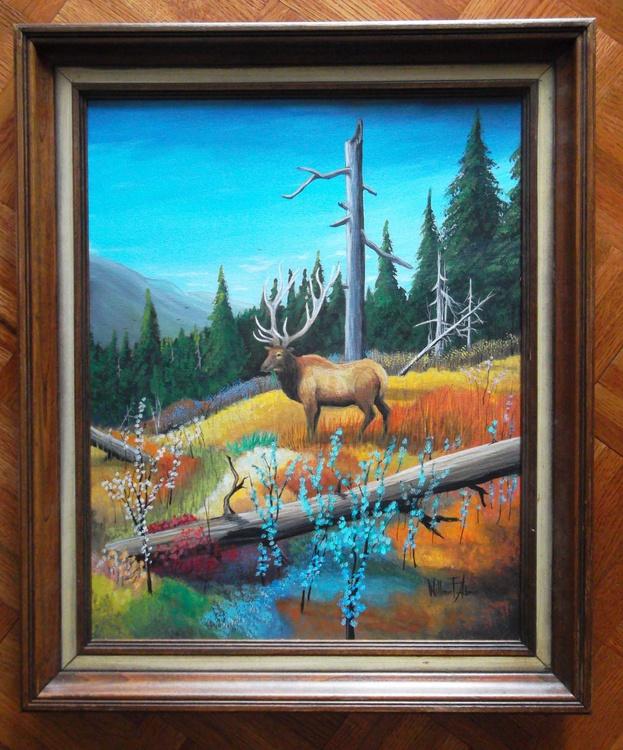 Majestic Elk - Image 0
