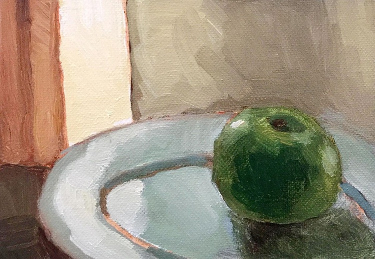 One Green Apple - Image 0