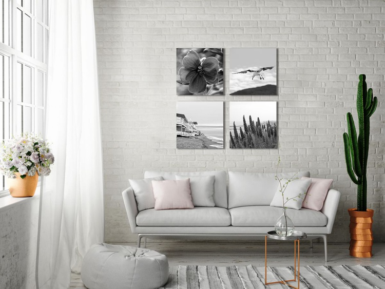 4 B&W images (special Package) - Image 0