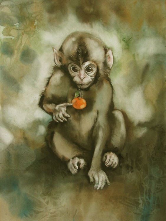 The year of the monkey - Image 0