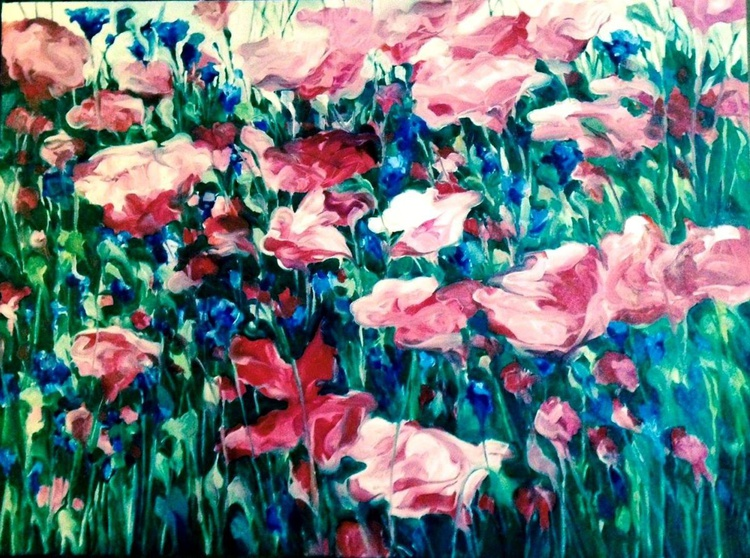 Poppies 9 - Image 0