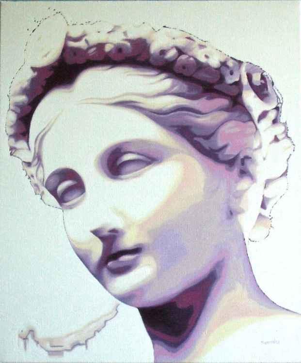 Inspiré de Flora d'Antonio Canova -