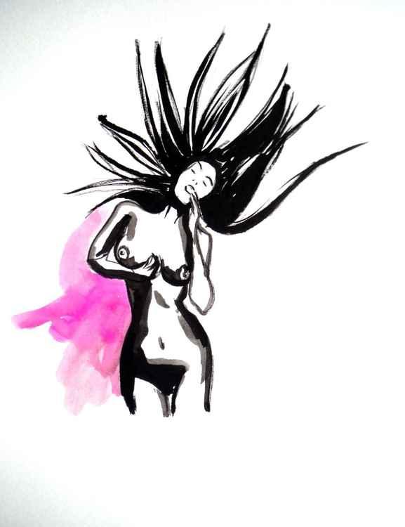 Nude / Hair