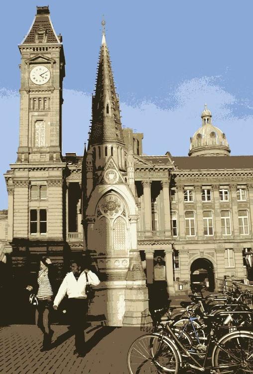 Chamberlain Memorial, Birmingham, UK - Image 0