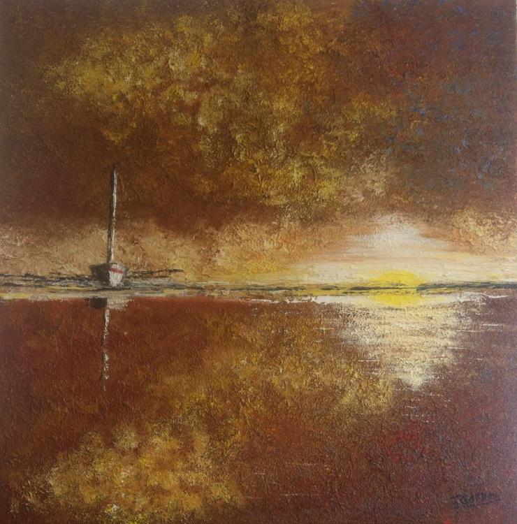 Amber Sunset - Image 0