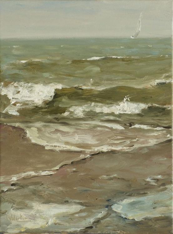 Sailing the turbulent North Sea - Image 0
