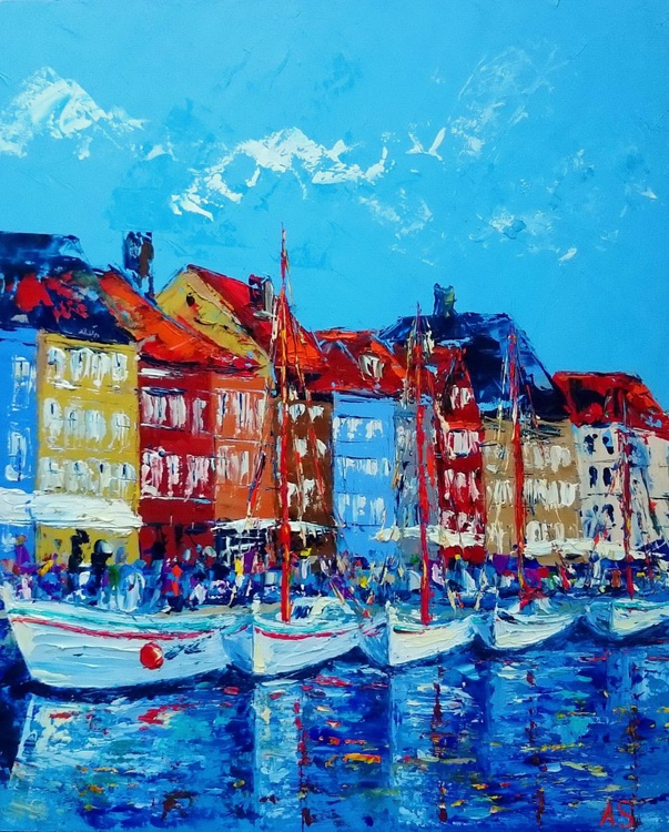 Picturesque Nyhavn - Image 0