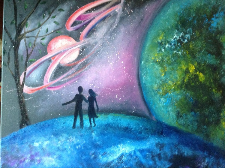 Two in the universe - Image 0