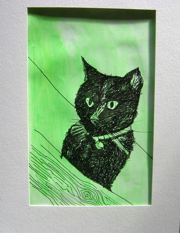 Go cat - Image 0