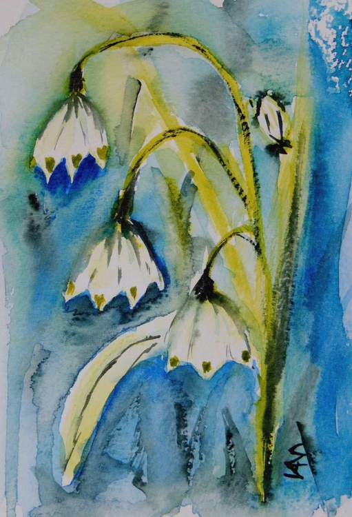 Bell Snowdrops - Image 0