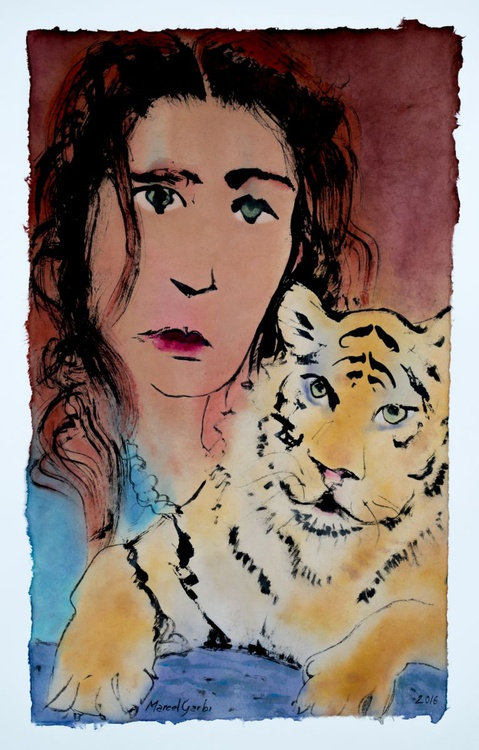 The Lady AND the Tiger - Image 0