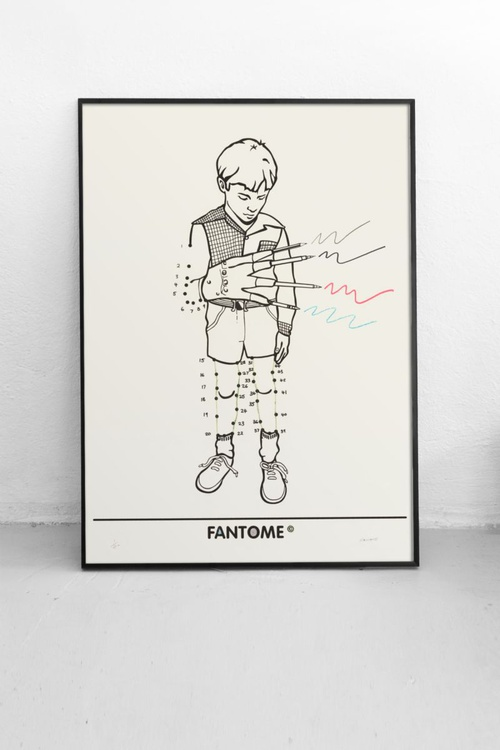 The Fantome Kid - Image 0