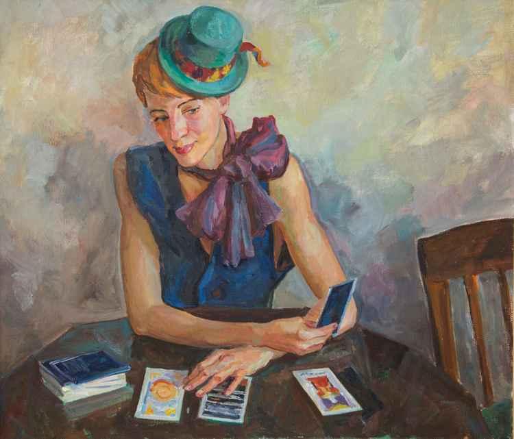 The fortune teller -