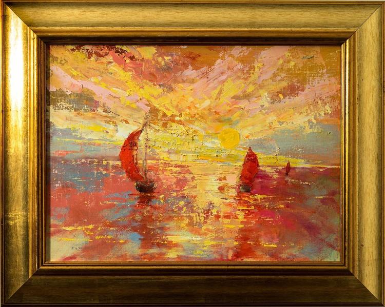 ' Sunset' - Image 0