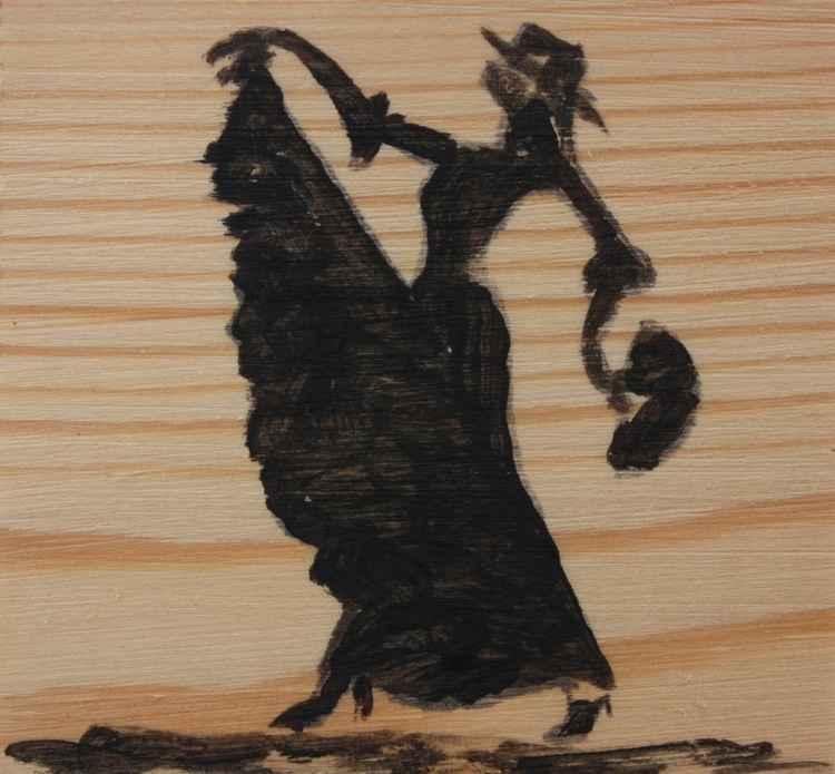 Flamenco dancer  -