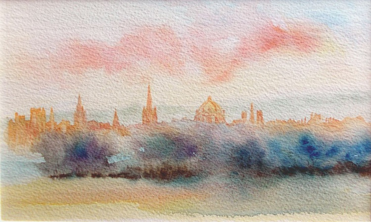 Oxford's Dreaming Spires - Image 0