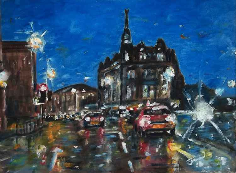 The Angel Paisley Road Toll -