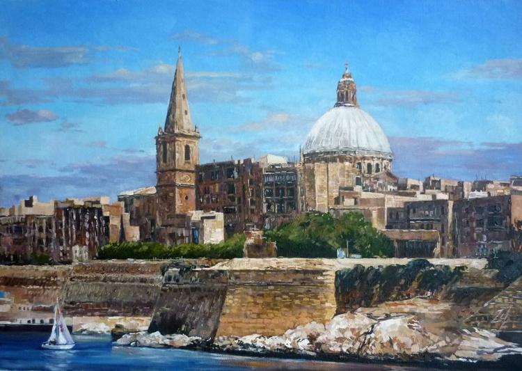 Malta Harbour - Image 0