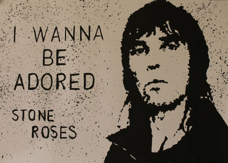 I wanna be adored, Stone Roses - Image 0
