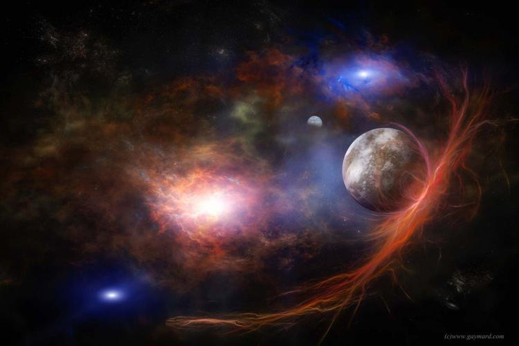 Through the nebula - Image 0