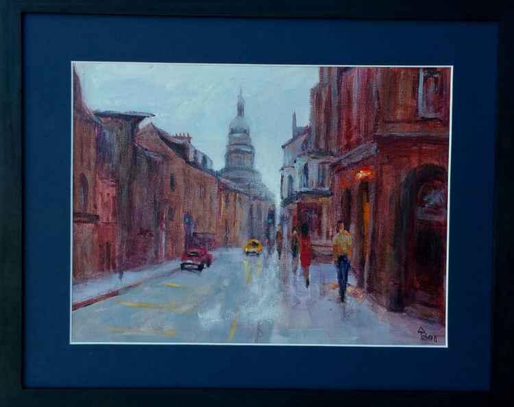 Edinburgh people -