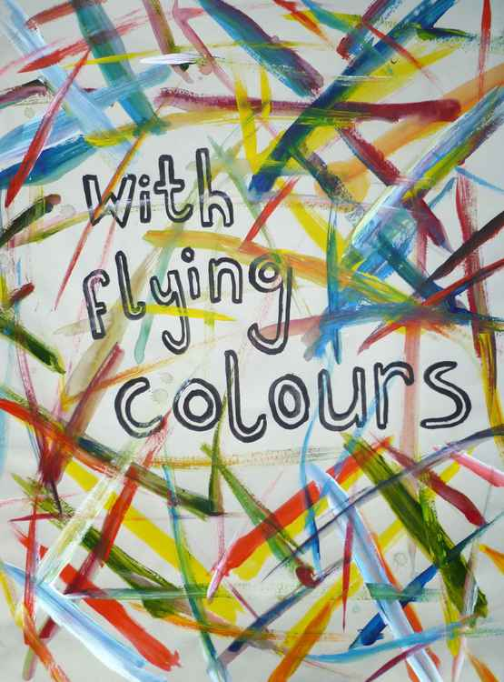 With Flying Colours -
