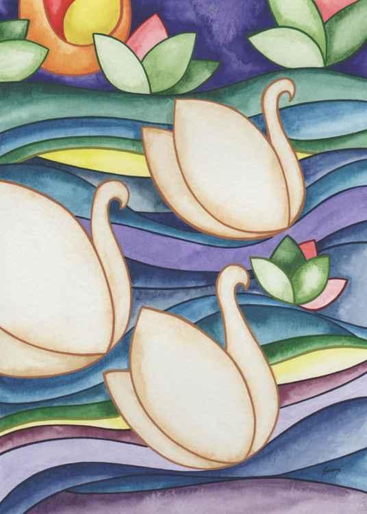 Swans III -