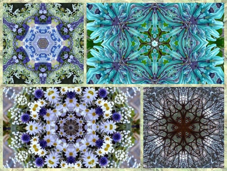 Mandala collage x4 3 - Image 0