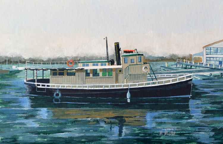Ferry Abel Tasman -