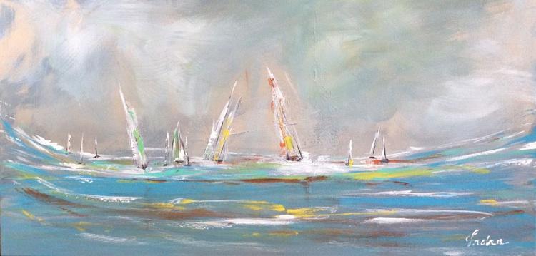 Summer Sailing Boat - Image 0