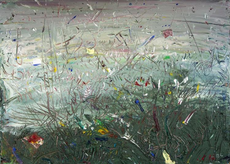 Grass 2, dedication to micro life - Image 0