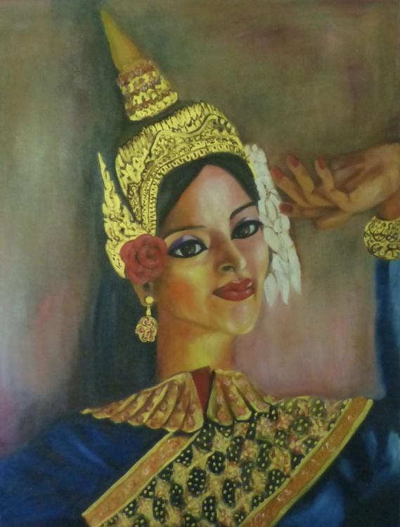 Thai dancer - Image 0