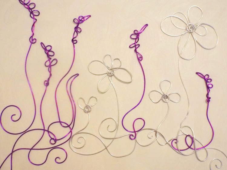 Wall Candy Garden Wire Sketch! - Image 0