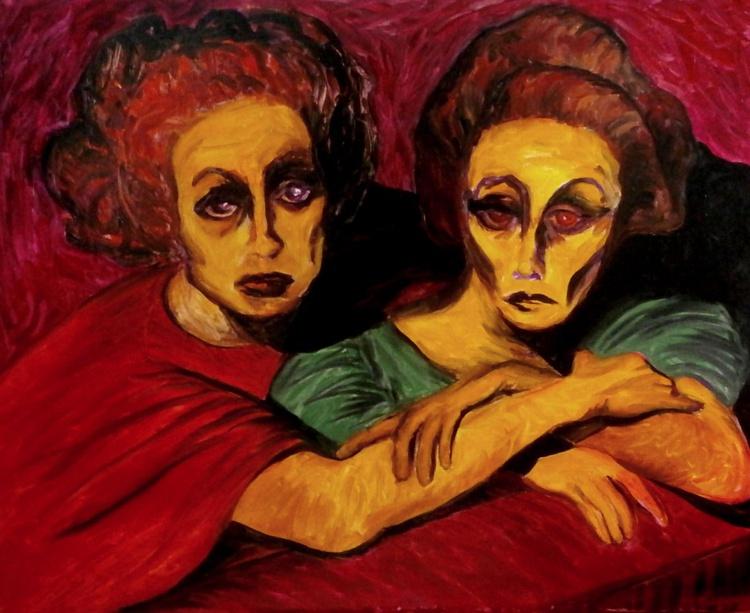 Sisters ANT13n3 81x100 - Image 0