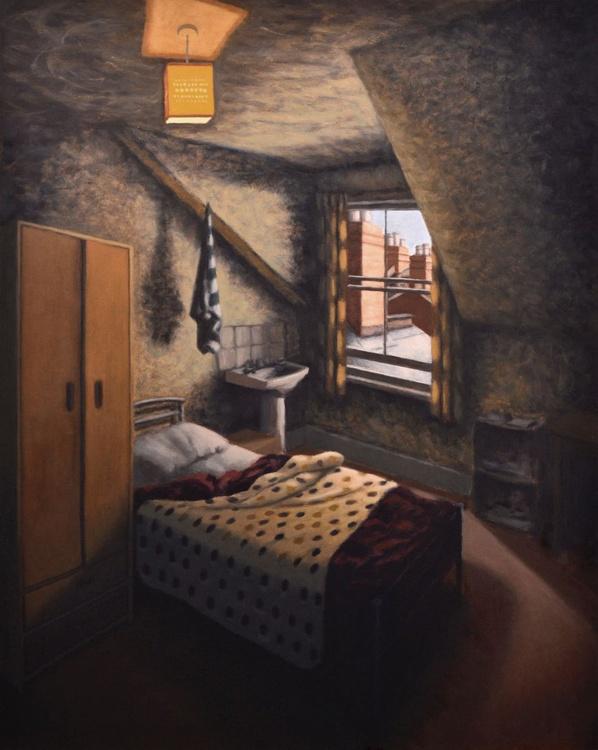 Light towel and chimneys - Room 6 - Image 0