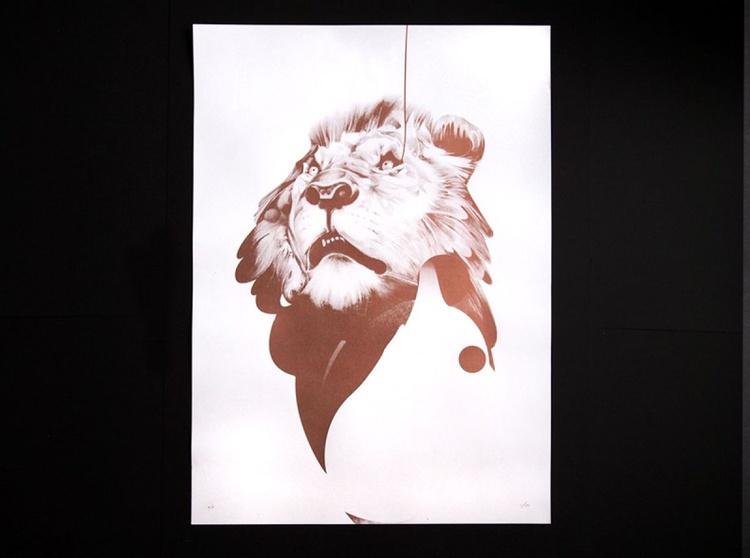 Lion 01 Copper Edition - Image 0