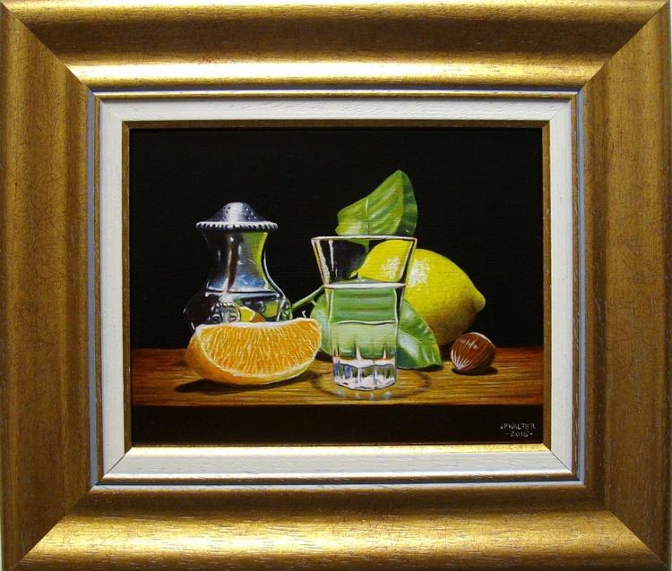 Citrus in silver - Image 0