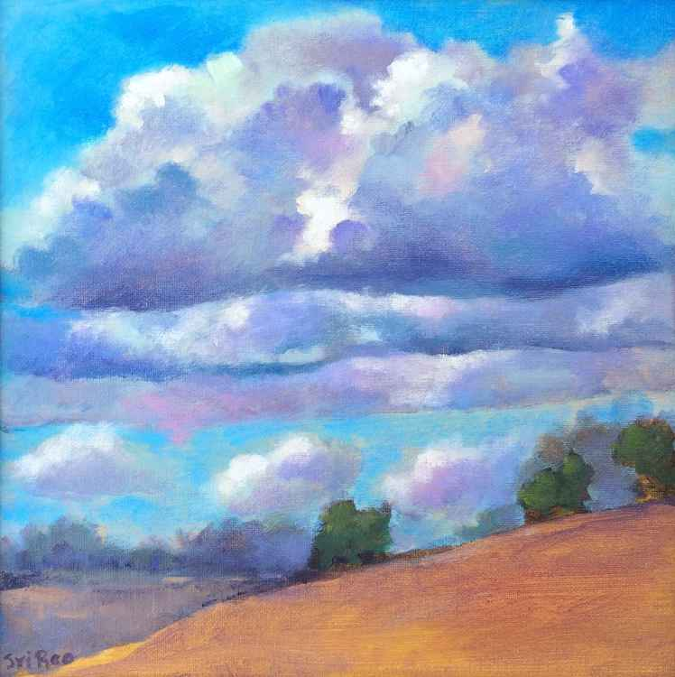 Afternoon Clouds -