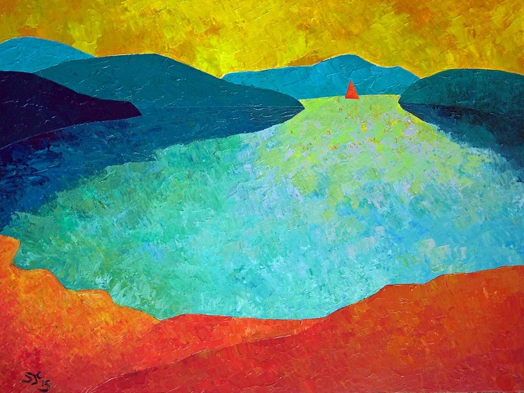 The Orange Sail - Image 0