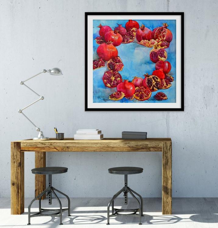 Pomegranates' circle - Image 0