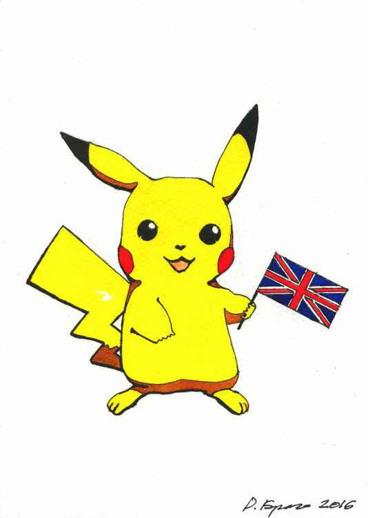 British Pokemon -
