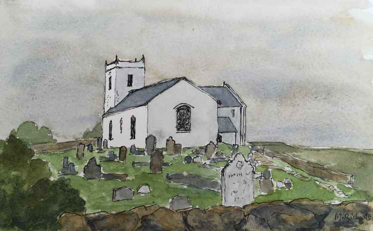 Ballintoy Church -