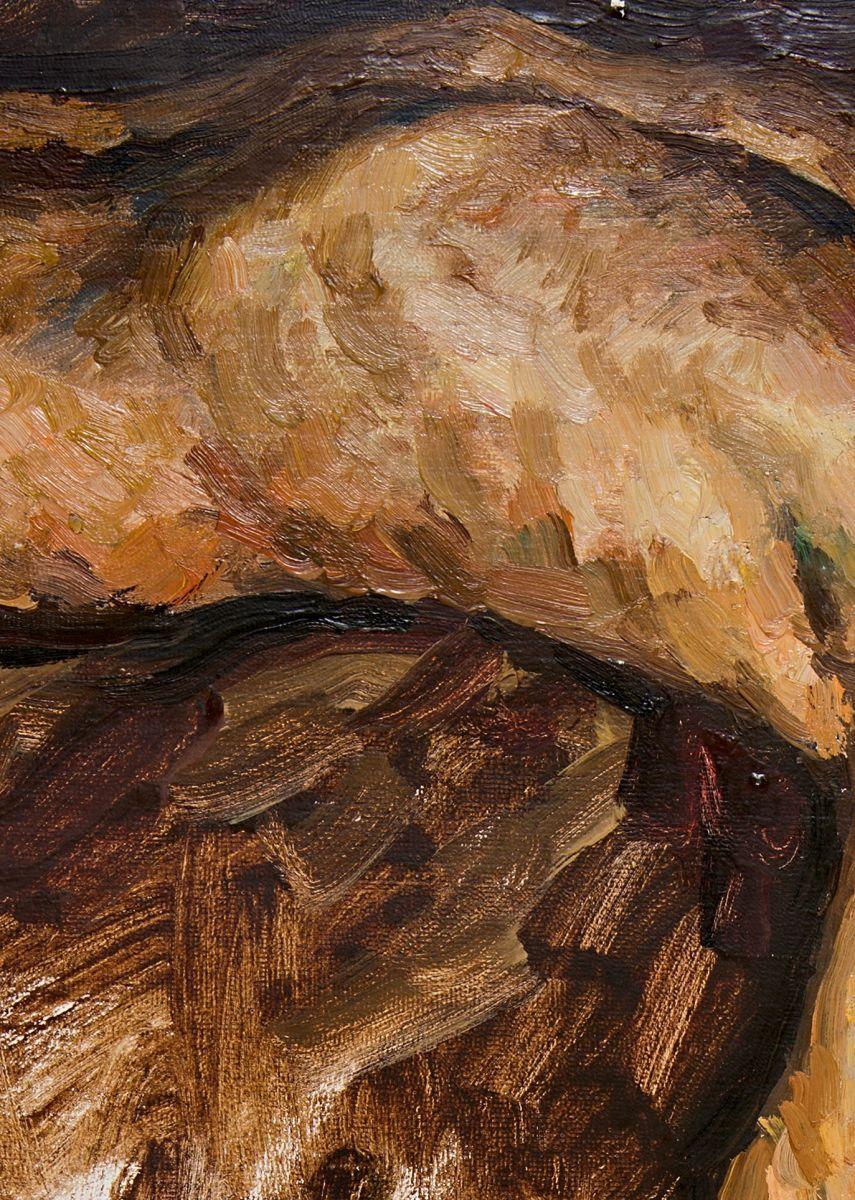 Figure study - Ferdinand Hodler — Google Arts & Culture
