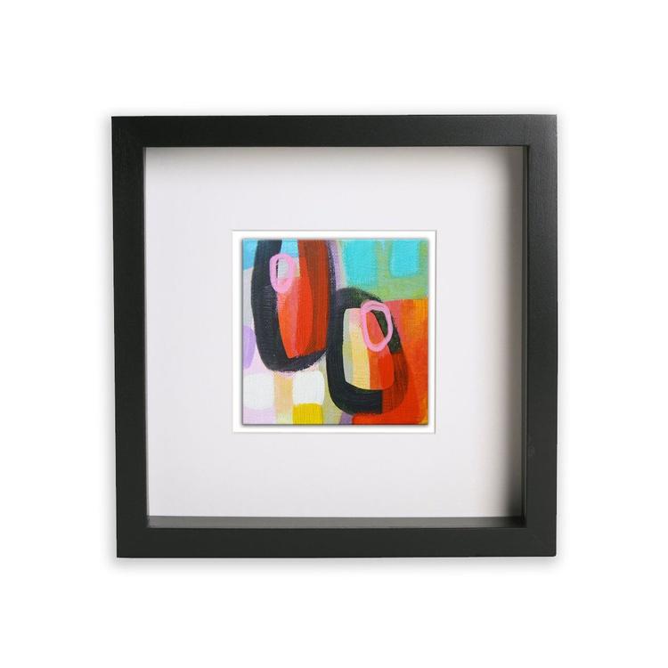 mini abstract #74 - Image 0